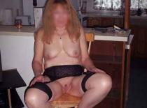 en lingerie coquine pour une rencontre à Bordeaux