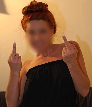 Jeune femme rousse cherche un plan sexe à Marseille dans le 13